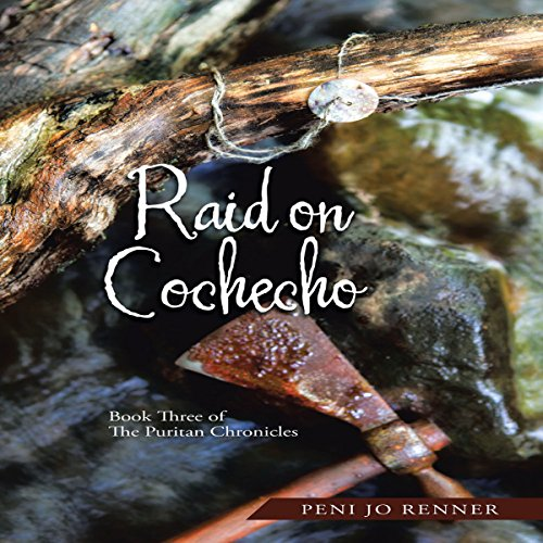 Raid on Cochecho audiobook cover art