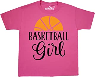 Basketball Girl Sports Gift Youth T-Shirt