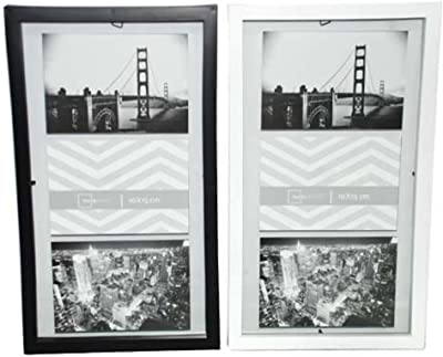 Amazoncom Frametory Gallery Wall Frame Collection Set Of 7