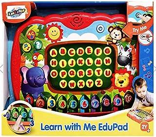 Mini Explorers Tiny Tots Learning Pad