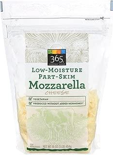 365 Everyday Value, LMPS Mozzarella Shred, 16 oz