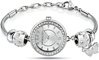 Morellato R0153122584 Drops Year Round Analog Quartz Silver Watch