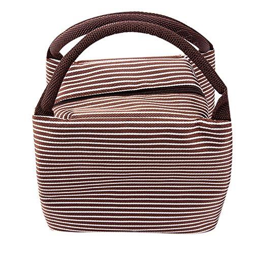 TEBAISE Lunch Taschen Lunchtasche Kühltasche Lunch Tasche Thermotasche Isoliertasche Mittagessen Tasche für Kinder Mädchen Frauen Lunch-Taschen