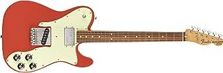 Fender Vintera '70s Telecaster Custom - Diapasón Pau Ferro, color rojo