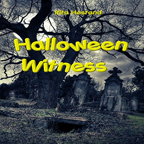 Halloween Witness audiobook cover art