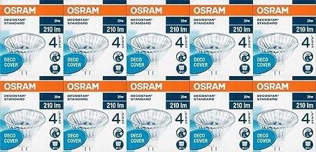 Osram Decostar 51S 12 V 20 Watt 36 graden 44860FL 2000h (10 stuks)