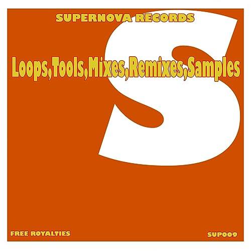 Loops, Tools, Mixes, Remixes & Samples by Patrick Seeker on Amazon