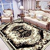 GBFR Tapis de Style Persan Salon Tapis Nordique Chambre Canapé Table Maroc Tapis Salle Studio Home Decor Tapis Vintage Tapis pour Salon Tapis Gris 60X160 Style-2