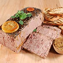 Pate de Campagne with Black Pepper - Traditional - 1 x 3.6 lb