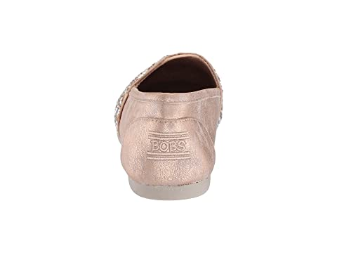 SKECHERS Bobs from GoldSilver BOBS PewterRose Luxe Yw5W8t