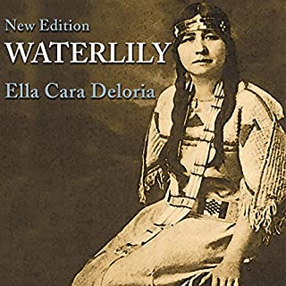 Waterlily, New Edition audiobook cover art