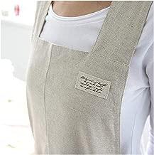 japanese cross back apron pattern free