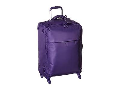 Lipault Paris Original Plume Spinner 65/24 Packing Case (Light Plum) Luggage