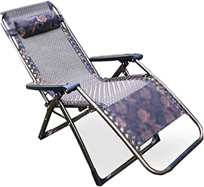 Amazon Com Ostrich 3 In 1 Chair Striped Lawn Chairs