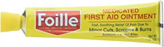 FOILLE OINTMENT 1OZ BLISTEX INCORPORATED