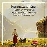Ries : Nocturnes pour instruments à vent.