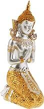 Generic Thai Buddha Statue Exquisite Resin Figurine Handicraft Ornaments Home Decor