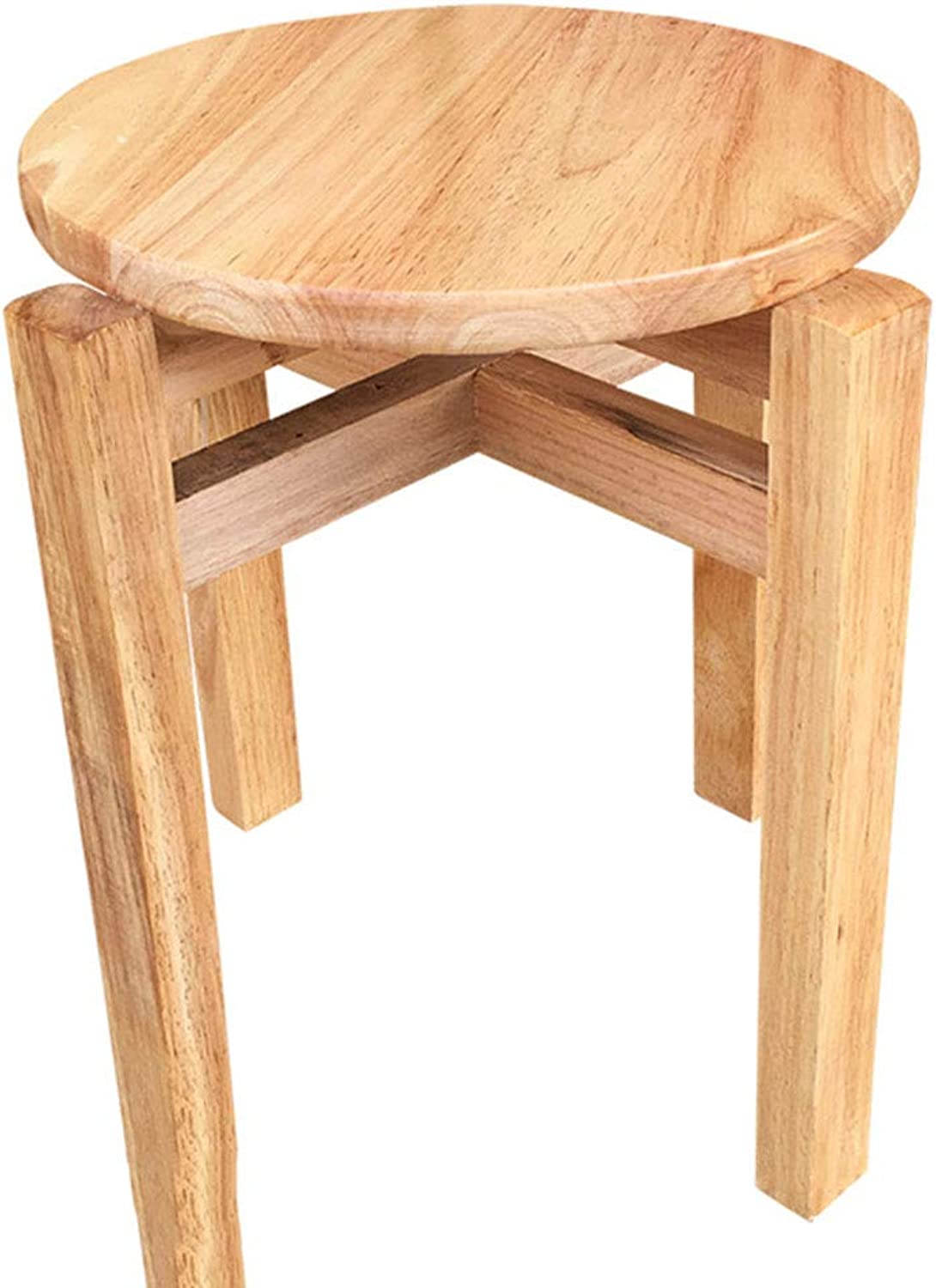 Change shoes Stool Modern Minimalist Dining Table Stool Home Leisure Bench Small Stool Solid Wood