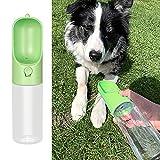 DZL- Botella Agua Perro Botella de Agua para Mascotas Bebedero Portátil de...
