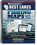 Wisconsin s Best Lakes Fishing Maps Guide Book