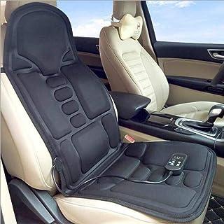 Masajeador de coche nuevo cojín de masaje cervical para el hogar del coche masajeador eléctrico silla de masaje de cintura instrumento de masaje