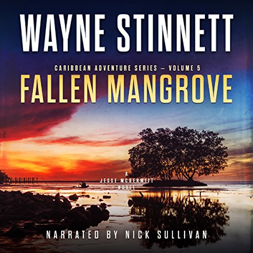 Fallen Mangrove audiobook cover art