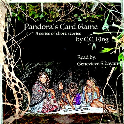 Pandora's Card Game audiobook cover art