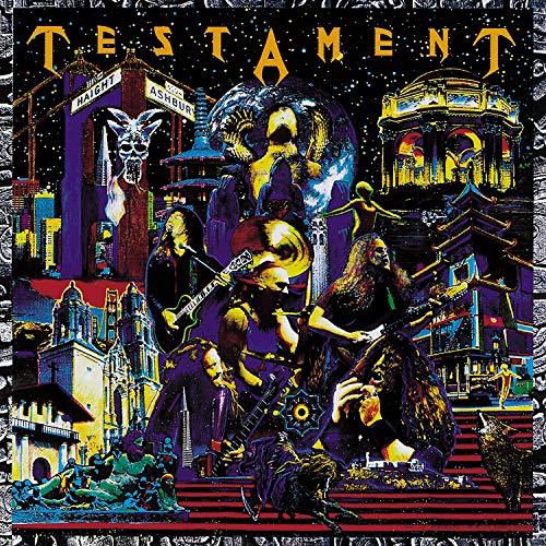 Testament - Live At The Fillmore - Vinyl