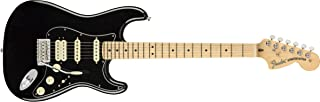Fender American Performer Stratocaster HSS MN Black w/Gig Bag