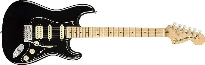 Best fender american standard stratocaster hss black Reviews
