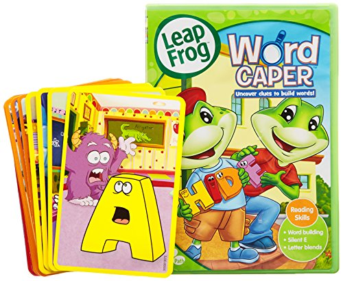 Leap Frog: Word Caper -  DVD