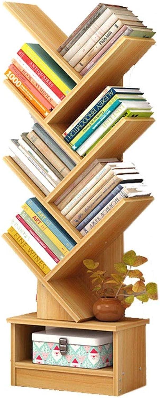 Mercancía de alta calidad y servicio conveniente y honesto. DMMW Estante para Libros Estante de bambú de múltiples múltiples múltiples Capas Nivel Multiuso 5-7 for el hogar Bastidor de Almacenamiento para Sala de Estudio (Color   Wood Color, tamaño   7-37  21  122cm)  wholesape barato