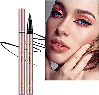 BHUJYG Eyeliner, 24 Hours Lasting Eyeliner Liquid Black Color Waterproof Eye Liner Pencil Smudge-Proof Cosmetic