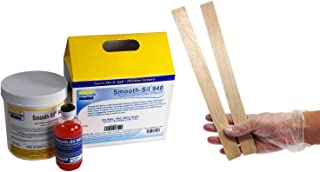 DIY Molding and Casting Set Smooth-SIL 940 Food Grade Mold Making Silicone Rubber with Mixing Supplies Kit