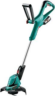 comprar comparacion Bosch 06008A5C06 ART 23-18 Li 2,5 Ah Cortabordes a batería, 18 W, negro/verde, 18 V