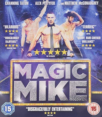 Magic Mike [Blu-Ray] (IMPORT) (Keine deutsche Version)