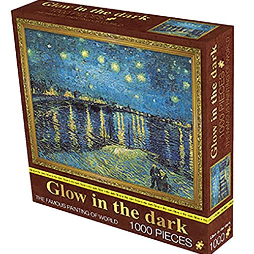 1000 pc glow in the dark puzzles - 6