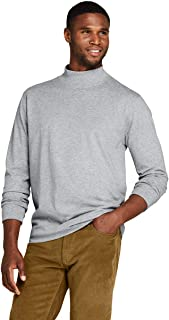 lands end mock turtleneck mens