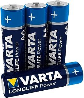 Varta HIGH Energy AA alkali 1,5 V niet-oplaadbare batterij - niet-oplaadbare batterijen (alkali, cilindrisch, 1,5 V, AA, 2...
