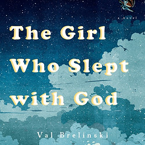 The Girl Who Slept with God audiobook cover art
