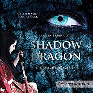 Shadow Dragon: Die falsche Prinzessin Titelbild