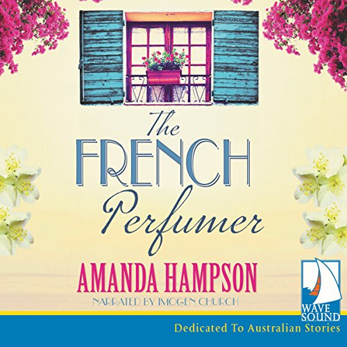 The French Perfumer audiobook cover art