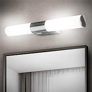 Albrillo Lampe Miroir Salle de Bain 42cm - 12W 1000Lumen Applique Murale LED, Blanc Naturel 4000K, IP44 Imperméable, Non S...