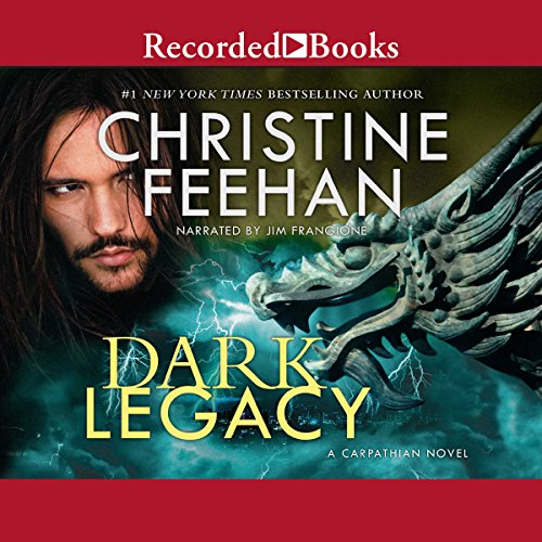 Dark Legacy audiobook cover art