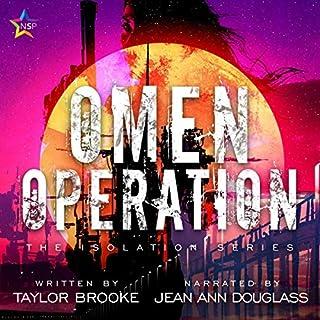 Omen Operation  audiobook cover art