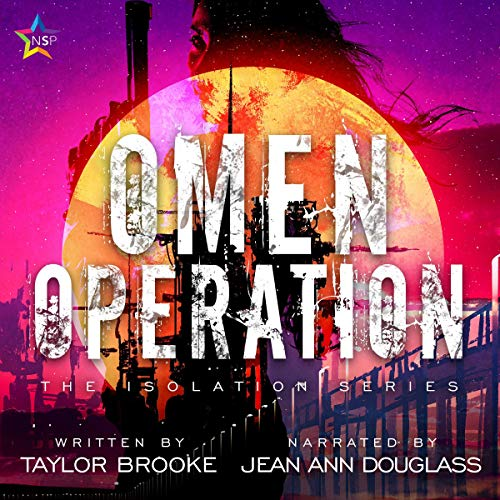 Omen Operation  audiobook cover art