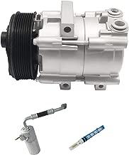 RYC Remanufactured AC Compressor Kit KT DA53