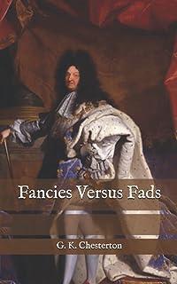 Fancies Versus Fads