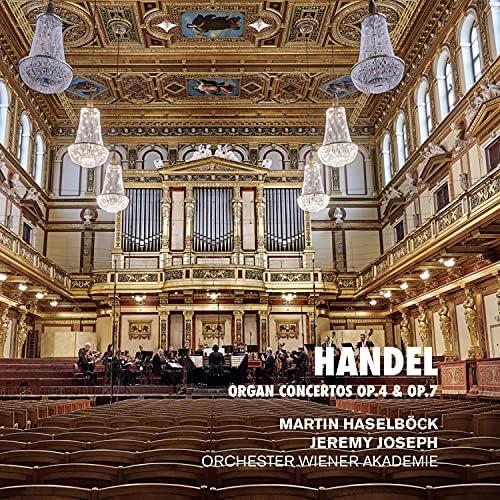 Martin Haselböck, Orchester Wiener Akademie & Jeremy Joseph