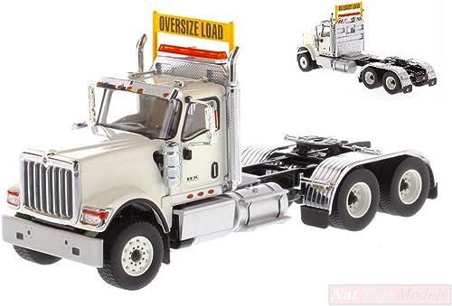 promociones de equipo NEW DIECAST Master DM71001 DM71001 DM71001 HX520 Tandem Tractor blanco 1 50 MODELLINO Die Cast Model  tiendas minoristas
